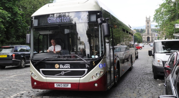 Scotsman calls for stricter bus priority measures